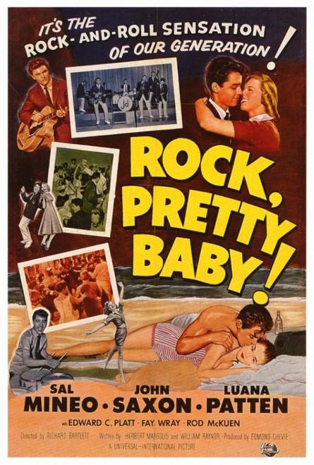 Rock, Pretty Baby! Movie Poster Print (27 x 40) - Item # MOVAF1306