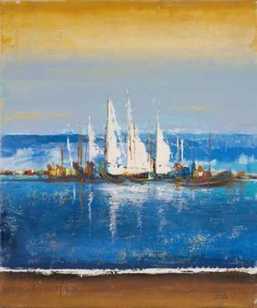 Blue Ocean II Poster Print by Patricia Pinto - Item # VARPDX7789