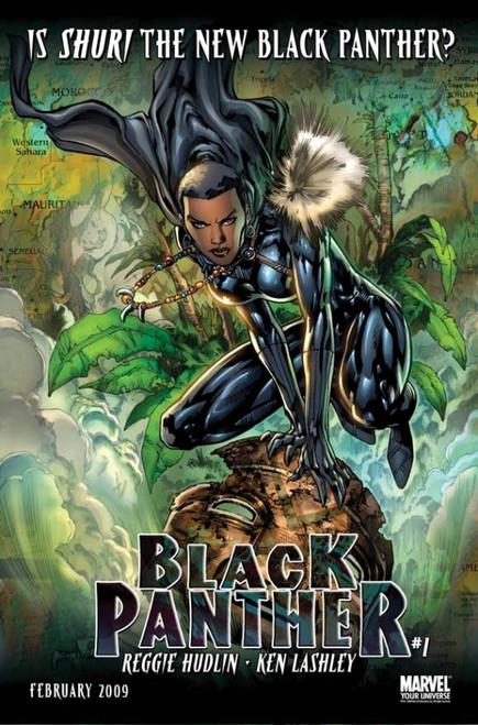 Black Panther (TV) Movie Poster Print (27 x 40) - Item # MOVAB29130