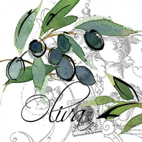 Alfresco Italia III Poster Print by Julie Paton - Item # VARPDXPAT130