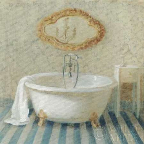 Victorian Bath II Poster Print by Danhui Nai - Item # VARPDX5593