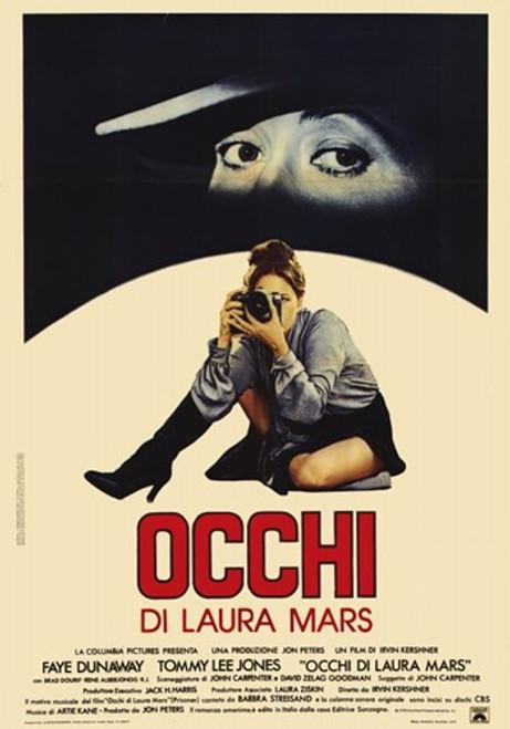 Eyes of Laura Mars Movie Poster (11 x 17) - Item # MOV378339