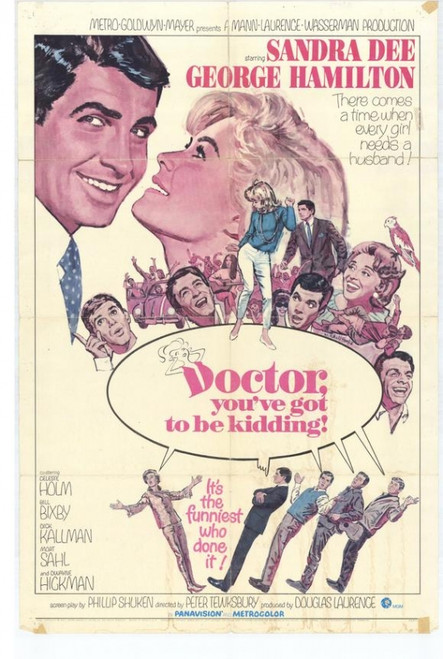 Doctor, Youve Got to be Kidding Movie Poster Print (27 x 40) - Item # MOVGH9261