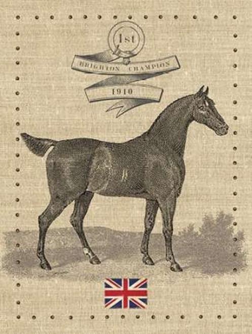 British Champion Poster Print by Sam Appleman - Item # VARPDX911APP1072A