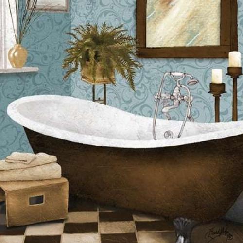 Afternoon Bath II Poster Print by Elizabeth Medley - Item # VARPDX8295A