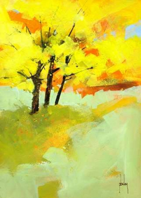 Autumn Trio Poster Print by Paul Bailey - Item # VARPDXB2939D