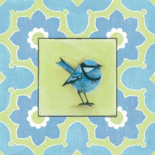 Blue Boy in Green Poster Print by Stephanie Marrott - Item # VARPDXSM10426