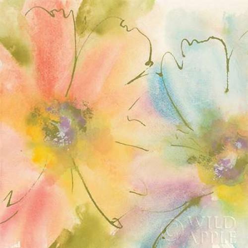 Rainbow Cosmos I Poster Print by  Chris Paschke - Item # VARPDX24353