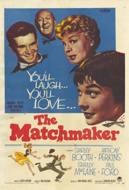 The Matchmaker Movie Poster (11 x 17) - Item # MOV206445