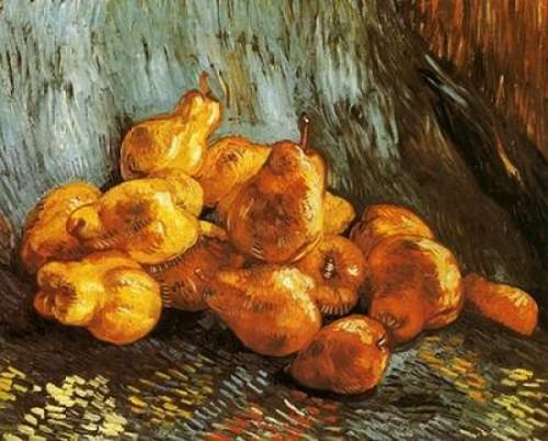 Pears Poster Print by  Vincent Van Gogh - Item # VARPDX374528