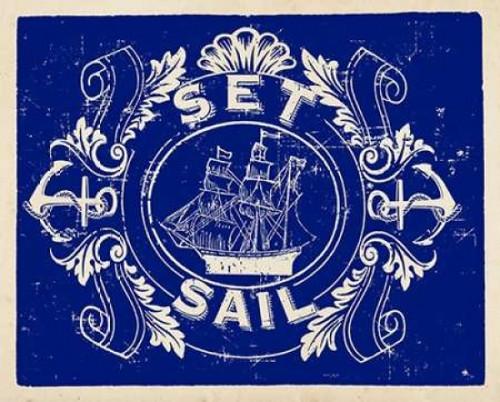 Nautical Advice 8 Poster Print by  Z Studio - Item # VARPDX902ZST2512