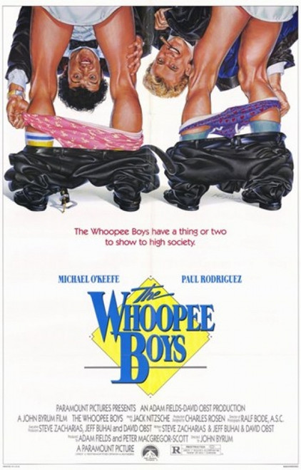 The Whoopee Boys Movie Poster (11 x 17) - Item # MOV248331