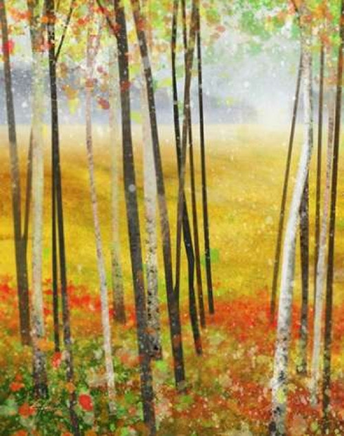 Autumn Meadows 1 Poster Print by Ken Roko - Item # VARPDX476ROK1087