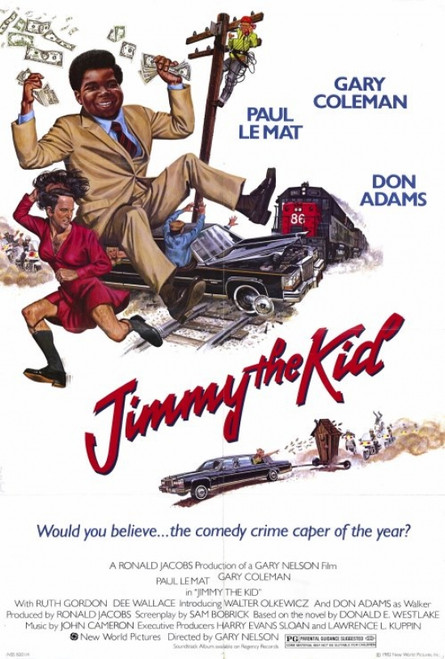 Jimmy the Kid Movie Poster Print (27 x 40) - Item # MOVGF3426