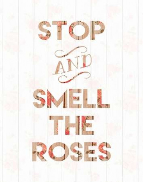 Stop and Smell the Roses Poster Print by  Tara Moss - Item # VARPDXTA1627