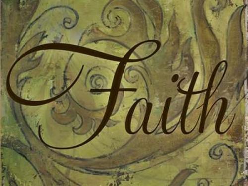 Faith Poster Print by  Patricia Pinto - Item # VARPDX7351J