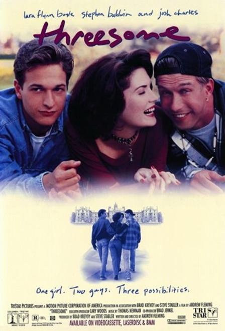 Threesome Movie Poster (11 x 17) - Item # MOV235069