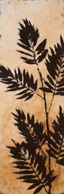 Leaves Silhouette II Poster Print by Lanie Loreth - Item # VARPDX6897