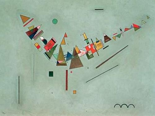 Improvisation Poster Print by Wassily Kandinsky - Item # VARPDX3WK2634