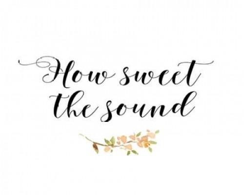 How Sweet the Sound Poster Print by Tara Moss - Item # VARPDXTA1318