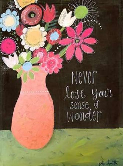 Wonder Poster Print by Katie Doucette - Item # VARPDXKA1096