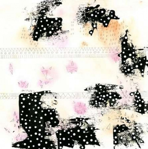 Pink and Black Poster Print by Sarah Ogren - Item # VARPDXSO1062