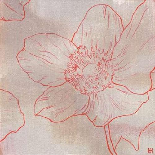 Anemone II Poster Print by Stephanie Han - Item # VARPDXH901D