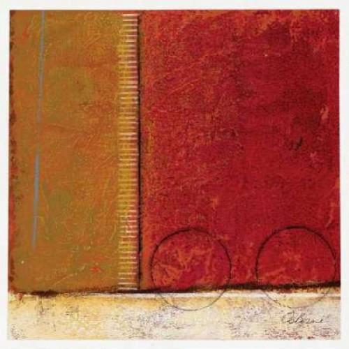 Spice Field I Poster Print by Susan Osborne - Item # VARPDXOSB080