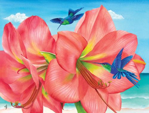 Petal Passion Poster Print by Carolyn Steele - Item # VARMGL600695