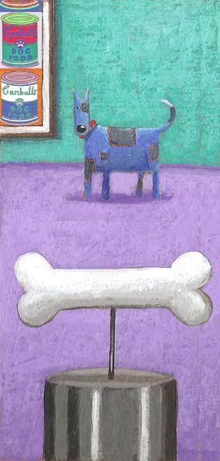 Dog Gallery Poster Print by Peter Adderley - Item # VARMGL600793