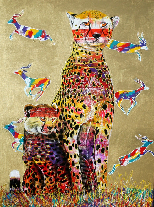 African watch Poster Print by Graeme Stevenson - Item # VARMGL601817