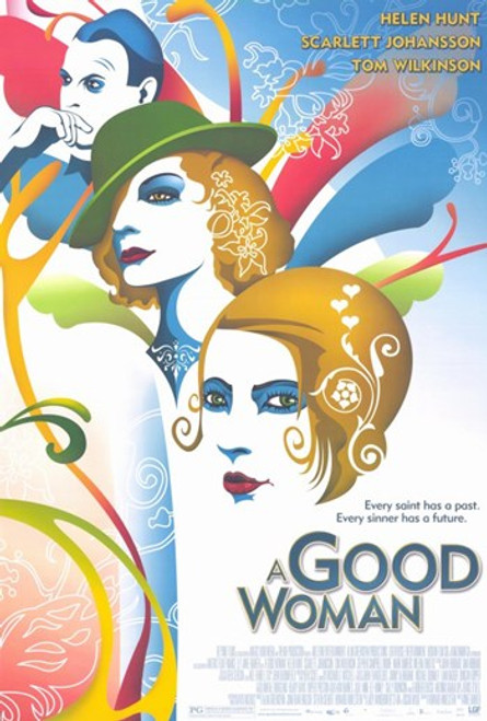 A Good Woman Movie Poster (11 x 17) - Item # MOV348100