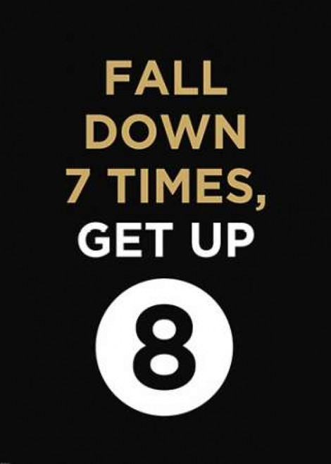 Fall Down Poster Print by GraphINC - Item # VARPDXIN31961
