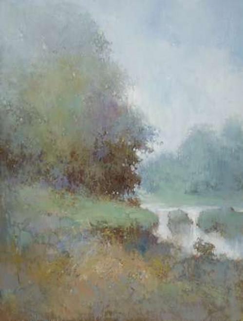 Misty Morning Fog Poster Print by Jan Zhang - Item # VARPDX648ZHA1001