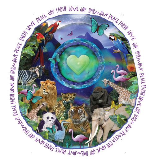 Eco Planet Poster Print by Alixandra Mullins - Item # VARMGL601486