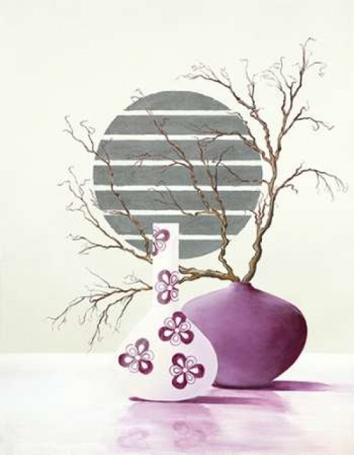 Purple Inspiration I Poster Print by David Sedalia - Item # VARPDX85254