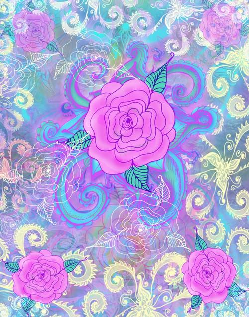 Hope Roses Poster Print by Alixandra Mullins - Item # VARMGL601244