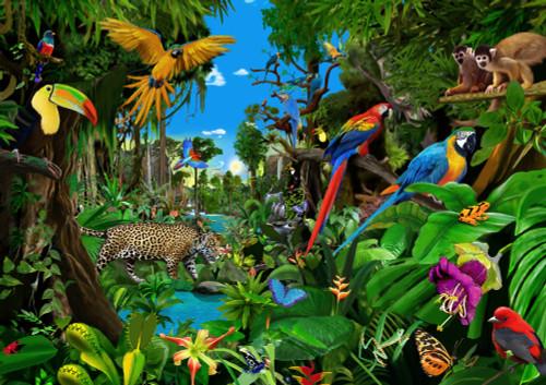 Amazon Sunrise Poster Print by Gerald Newton - Item # VARMGL601270