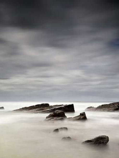 Rocks in Mist Poster Print by PhotoINC Studio - Item # VARPDXIN31674