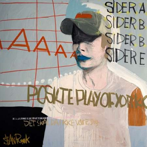 Sider A Poster Print by Sean Punk - Item # VARPDXINSE664