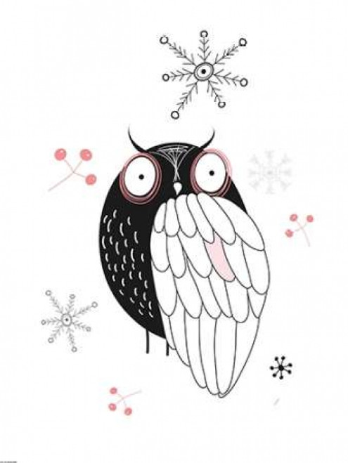 Owl II Poster Print by GraphINC - Item # VARPDXIN32118