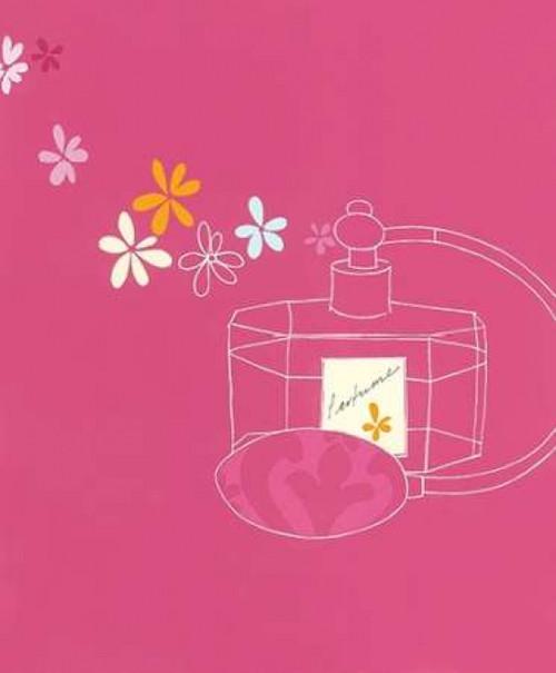 Perfume Bottle IV Poster Print by Ally-Reader Gore - Item # VARPDX31061
