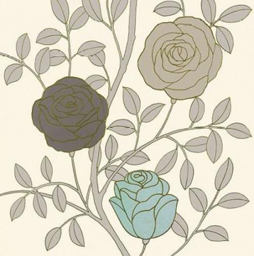 Rose Garden I Poster Print by Design Show - Item # VARPDX62143