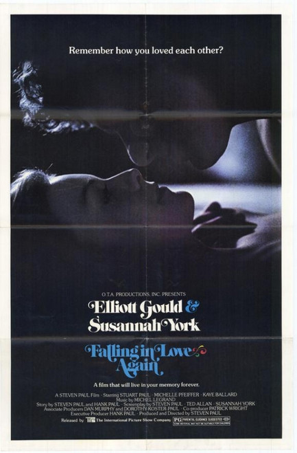 Falling in Love Again Movie Poster Print (27 x 40) - Item # MOVIH3645