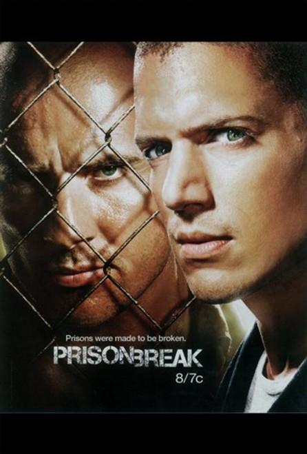 Prison Break (TV) Movie Poster (11 x 17) - Item # MOV403848