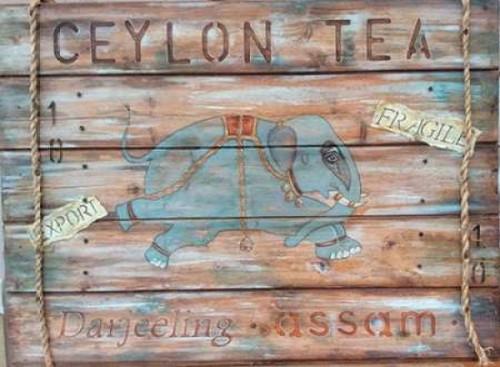 Ceylong Tea Poster Print by P.S. Art Studios - Item # VARPDXPL1143