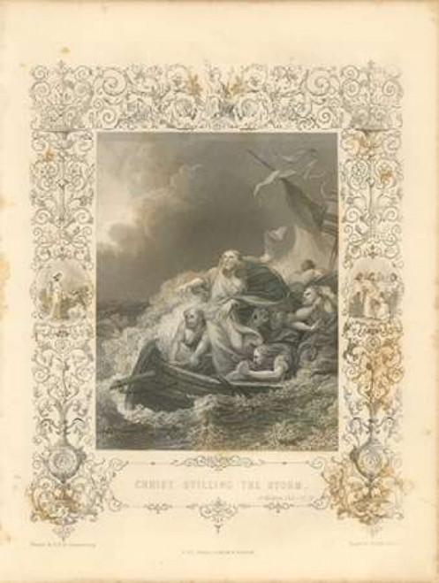 Faith Engraving II Poster Print by Gwendolyn Babbitt - Item # VARPDXBAB114