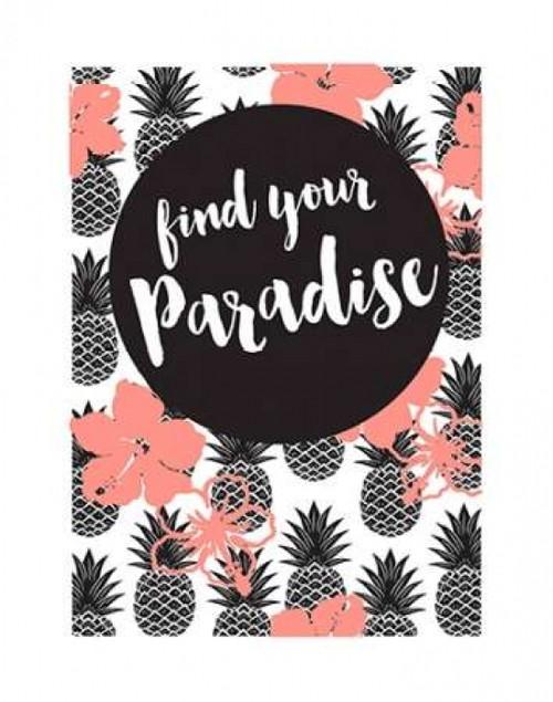 Find Your Paradise Poster Print by Bella Dos Santos - Item # VARPDX907DOS1663