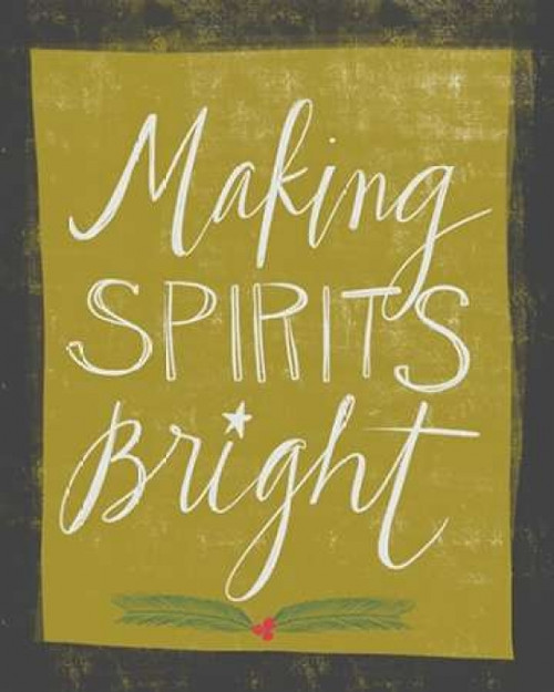 Spirits Bright Poster Print by Katie Doucette - Item # VARPDXKA1630