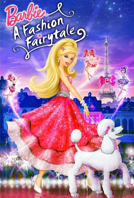 Barbie: A Fashion Fairytale Movie Poster Print (27 x 40) - Item # MOVIB51121